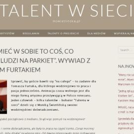 talent w sieci